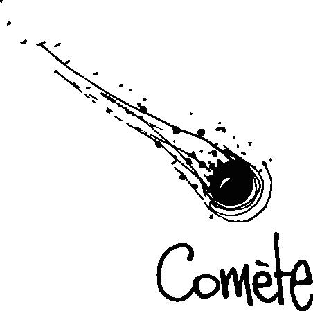 Comète Waf Logo